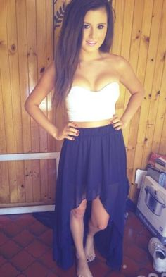 this skirt. I want it. I saw one just like it at urban outfitters!! grrrr