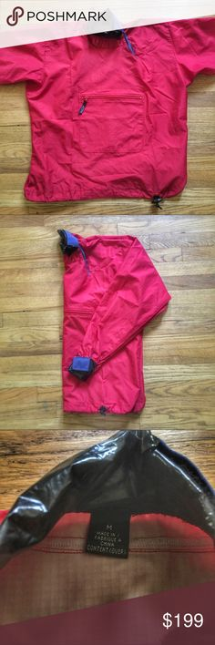 Patagonia Spring '08 Drainwear Kayaking Jacket Patagonia Spring '08 Drainwear Kayaking Jacket.  Size medium.  Pre-owned in mint condition.  Could be NWOT.  Get it cheaper on G®ailed & Ⓜ️erc.  See something you like but it's not here next week? We sell in store and across multiple platforms, so items go quick! If you're interested, act on it! Patagonia Jackets & Coats