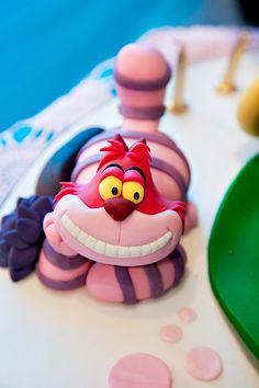 Fazendo a Minha Festa Infantil: Inspiração: Alice no País das Maravilhas Vintage!