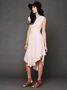 Free People FP X Garden of Eden Lace Dress at Free People Clothing Boutique