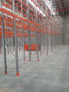 SSS Racking installation