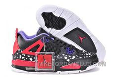 http://www.nikejordanclub.com/sale-nike-air-jordan-iv-4-retro-mens-shoes-black-red.html SALE NIKE AIR JORDAN IV 4 RETRO MENS SHOES BLACK RED Only $87.00 , Free Shipping!
