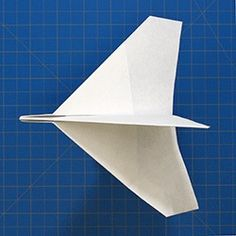 entire page of paper airplanes! The Sprinter