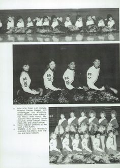 1985 Wichita County Community High School Yearbook via Classmates.com   3rd one to the right is my sister Rose Marie Garcia