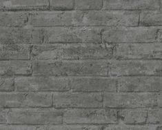 RW255 Stone Wallpaper, Wallpaper Paste, Vinyl, Hardwood Floors, Modern, Stil Industrial, Vintage, Material, Damasks