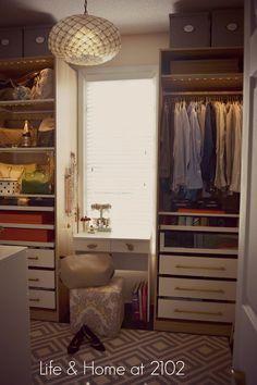 Life U0026 Home At 2102: Master Closet Reveal   The Best Valentineu0027s ...