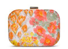 20% OFF SALE- Bouquet clutch by ila Handbags $135