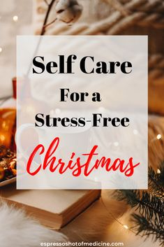 How to Deal with Overwhelming Christmas Stress | Reduce holiday stress with these health self-care tips. How to have a stress-free Christmas, while planning for the holiday season, how to prevent being overwhelmed during the holidays and have a joyful Christmas. From Dr. Sonja Adzovic