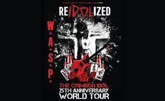 W.A.S.P. (USA) Re-Idolized - The Crimson Idol 25th Anniversary World Tour - Rytmikorjaamo, Seinäjoki - 29.9.2017 - Tiketti