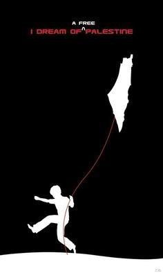 Dream of Palestine..Lightin