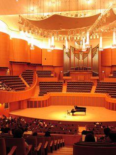 Kitara Sapporo Concert Hall, Japan