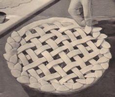 clever pie crust ideas