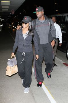 Gabrielle Union Photo - Gabrielle Union And Dwyane Wade Arriving At LAX Airport