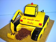 excavator cakes | Publicat de Lily la Monday, April 21, 2014 No comments: Link-uri spre ...