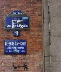 """Résultat de recherche d'images pour """"rue des volontaires paris"""""""