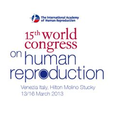 15th World Congress on Human Reproduction