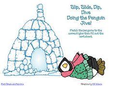 Slip, Slide, Penguins Glide