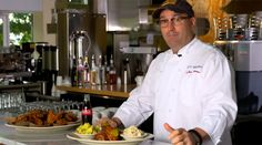 """In this cooking video, Chef John Currence prepares """"the best fried chicken you've ever had."""" What's his secret? Coca-Cola. Born and raised in New"""