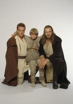 Star Wars; contrary to popular opinion, i actually like the phantom menace. just sayin