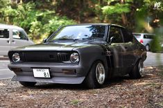 Oh my word, yes. Datsun B210