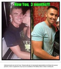 This is Joe on our amazing supplement New You! BOOM  I'm offering a 90-day New You challenge - let's see those Spring GAINS in time for summer!! Grow Lean Muscle Increase HGH Naturally Build Endurance If you have any type of workout  regimen you are absolutely insane to not try this product!  PM me or  Text NEWYOU to 502-608-6396