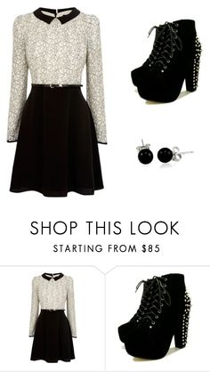 """""""Untitled #1"""" by dezy-gal on Polyvore featuring Oasis and Bling Jewelry"""