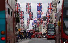 صباح الخير من بي بي سي. هنا لندن. Photo: Getty Images.