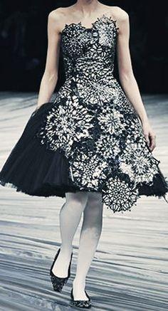 Favourite Fashion: Alexander McQueen, Fall 2008 RTW
