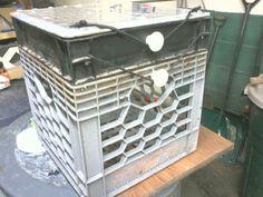 Yak crate