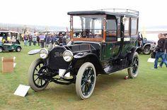 1913 - Peerless Kimbell Town Car