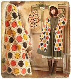 Japanese Streets, Japanese Street Fashion, Mori Fashion, Fashion Dresses, Kei Visual, Mori Style, Larme Kei, Forest Girl, Granny Chic