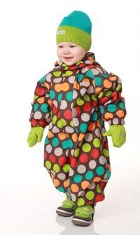 Tyylikästä ja käytännöllistä muotia myös perheen pienimmille Jesper Juniorista!