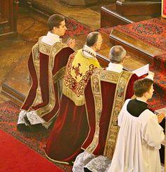 Fête de sainte Cécile 2015 - prières de l'aspersion dominicale.