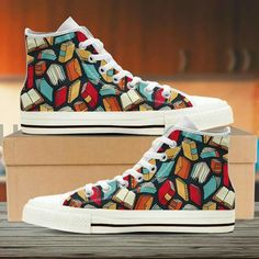 Book Converse! Love these!!