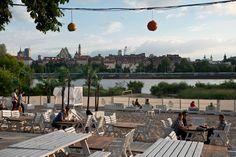 La Playa, Praga District, Warsaw, Poland Germany Poland, Warsaw Poland, Bistros, Bakeries, Cafe Bar, Where To Go, Europe, Patio, Outdoor Decor