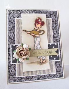 Favorite Finds card by Bonnie Sharp