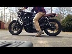 2014 Honda CB 1100 Cafe Racer - YouTube
