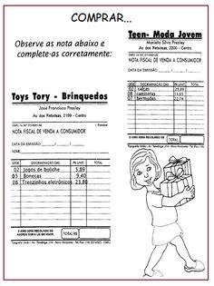 Calculando a Nota Fiscal  |   Rérida Maria