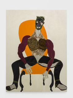Mane 2016 | Artist: Tschabalala Self
