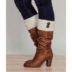 Warm and Exceptional Boot Cuffs
