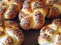 Bagel, Bread, Food And Drink, Cookies, Cupcakes, Biscuits, Cupcake, Breads, Cookie Recipes