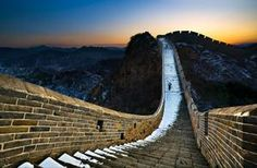 Walk the Great Wall, China (UNESCO site)