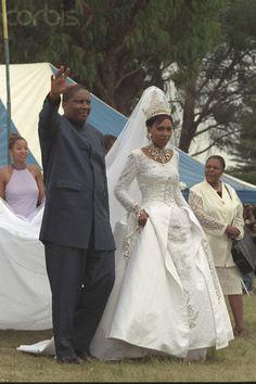Karabo motsoeneng wedding dresses