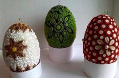 Paper Quilling Easter Eggs Designs By Baukje - Life Chilli