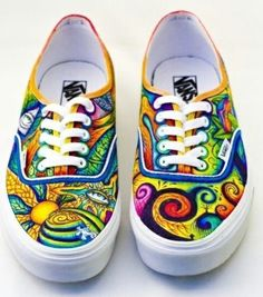 decorated shoes - Google Search