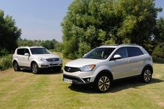 Ssangyong presents two limited edition cars  #cars #ssangyong #limitededitioncars #ssangyongrexton #ssangyongkorando #carsgm #carsglobal #carsglobalmag