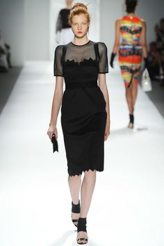 Milly Spring 2014 http://www.renttherunway.com/designer_detail/milly Repin your favorite #NYFW looks to get them from the Runway to #RTR!