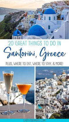 Best things to do in Santorini Greece: watch the sunset in Oia walk from Fira to Oia red white and red beaches best restaurants where to stay and more. babies flight hotel restaurant destinations ideas tips Santorini Travel, Greece Travel, Greece Trip, Greece Honeymoon, Santorini Honeymoon, Honeymoon Places, Caribbean Honeymoon, Honeymoon Ideas, Greece Vacation