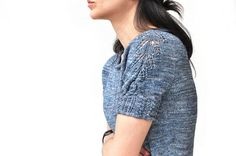 CineCitta by La Maison Rililie. 5 Gorgeous Tops to Knit this Summer
