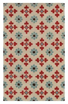Rizzy Home 'Anne' Hand Tufted Wool Area Rug available at #Nordstrom